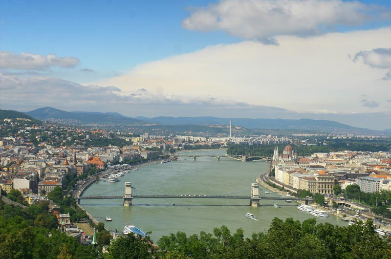 18 Day Danube River Cruise