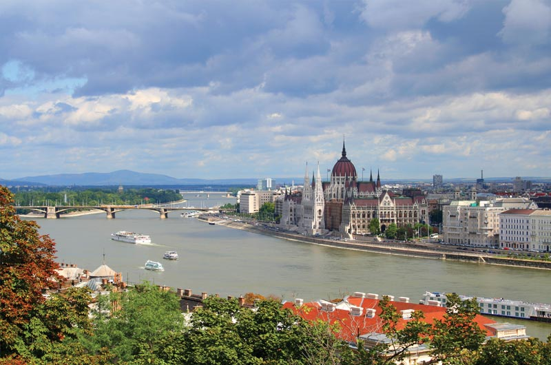 16 Day Rhine, Main & Danube River Cruise