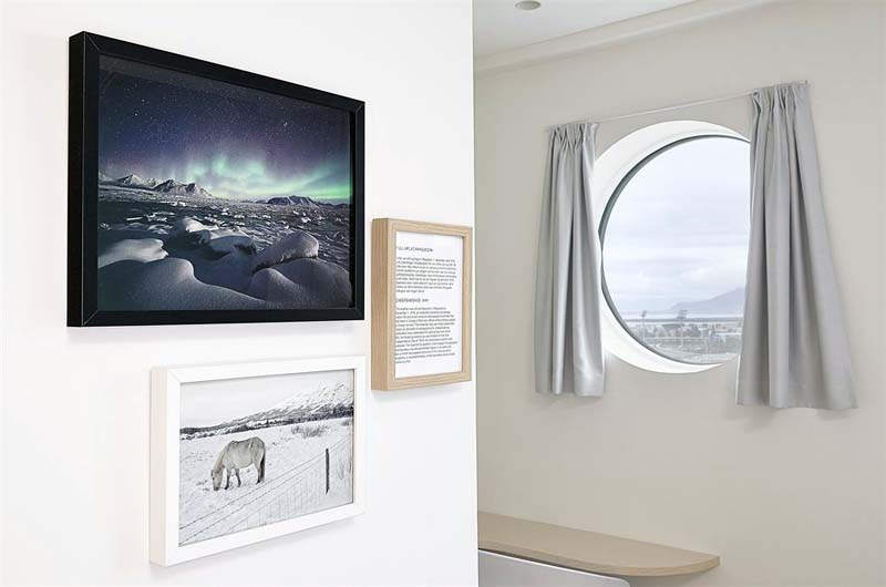 Reykjavik Lights Hotel Room Facilities