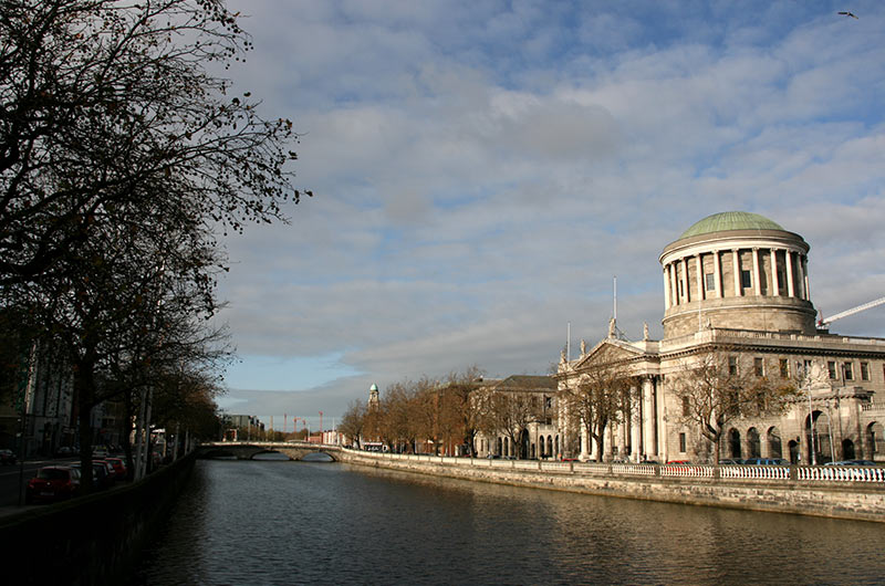 Four Courts Building