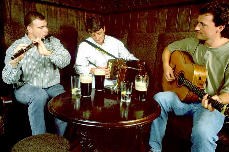 Irish Pub Musicians