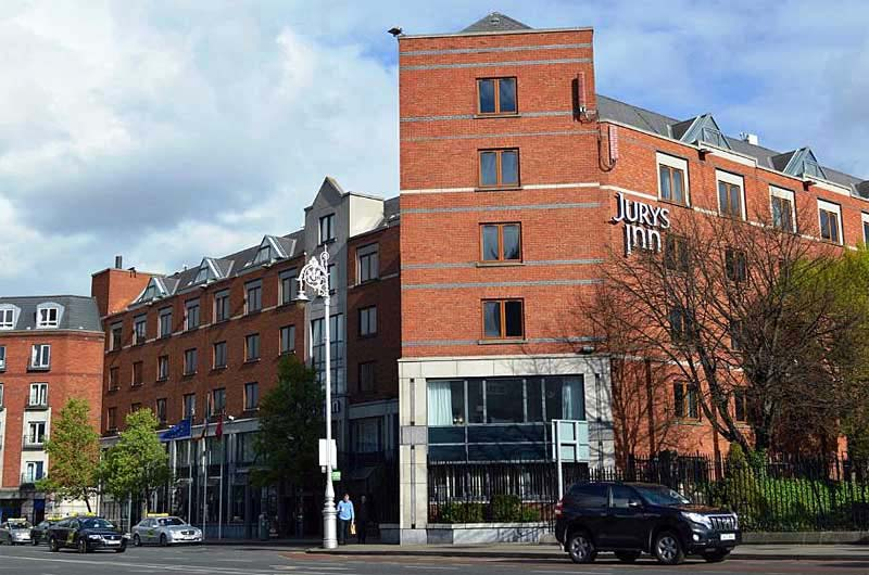 Jurys Inn Christchurch Hotel Dublin