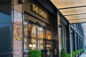 The Green Hotel Image