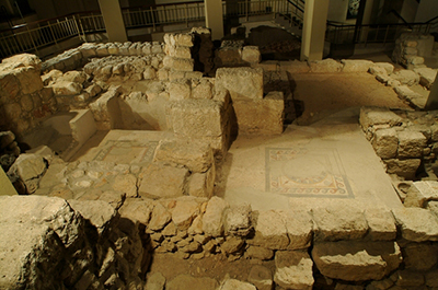 Half Day Jerusalem Herodian Mansions & Burnt House Thumbnail