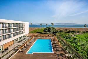 The Sea of Galilee Hotel Image