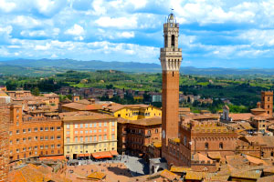 Full Day Siena & San Gimignano from Montecatini Thumbnail