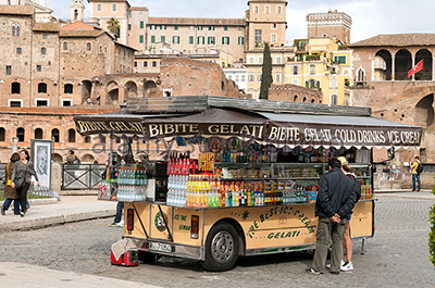 Street Food Tour in the Heart of Rome 10:30 AM Thumbnail