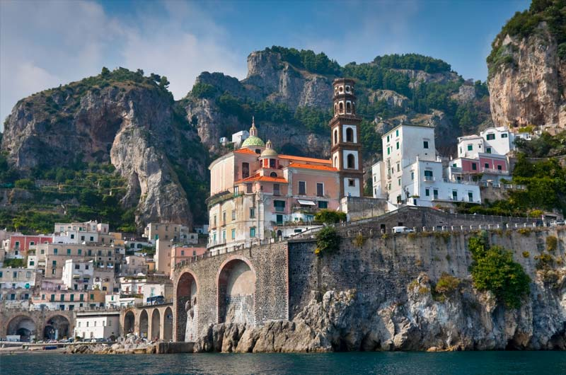 Amalfi Coast Fly & Drive
