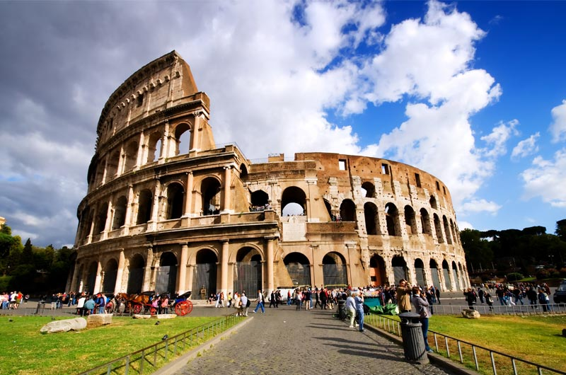 8 Day Rome, Florence & Venice by Rail