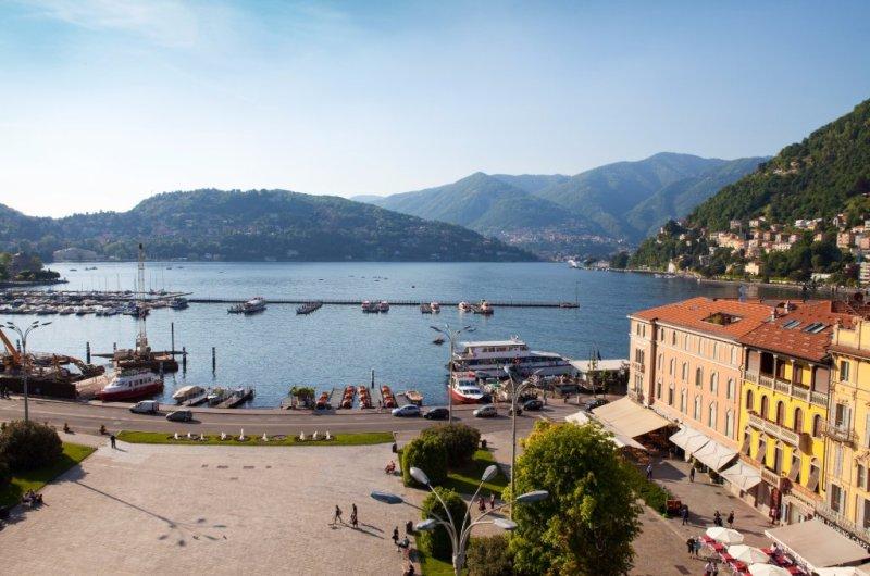 Hotel Barchetta Excelsior Lake Como Italy