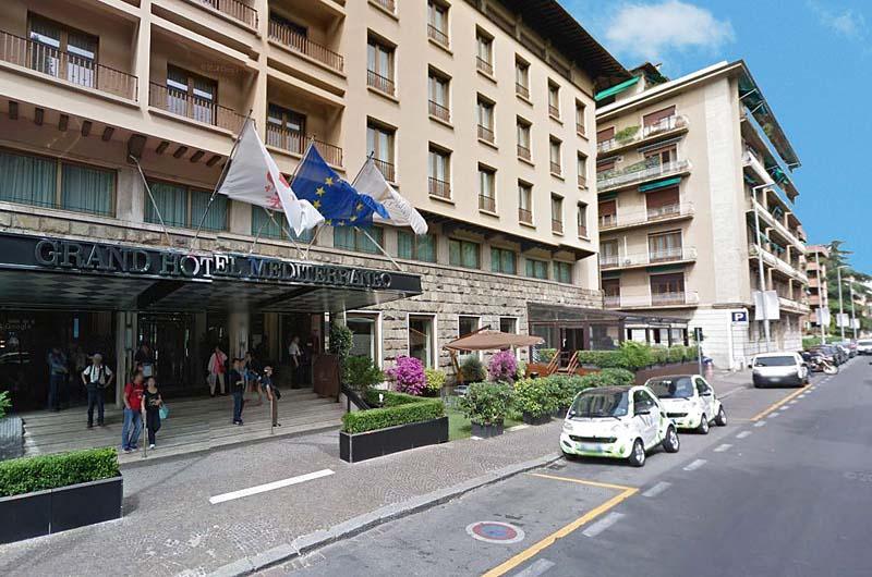 Grand Hotel Mediterraneo Lungarno Del Tempio
