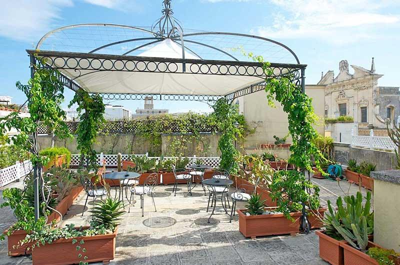 Patria Palace Hotel Di Lecce