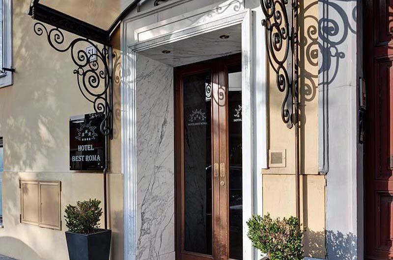 Hotel best roma gate 1 travel more of the world for less - Via di porta maggiore 51 roma ...