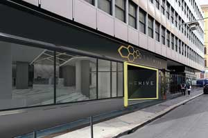 The Hive Hotel Image
