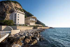 Towers Hotel Stabiae Sorrento Coast Image