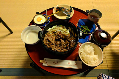 Traditional Kyoto Townhouse Dinner Thumbnail