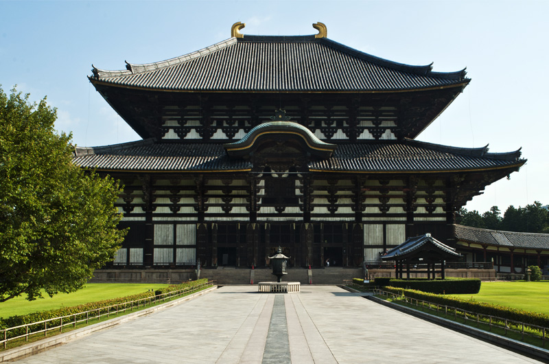 Todai-ji Temple, Nara