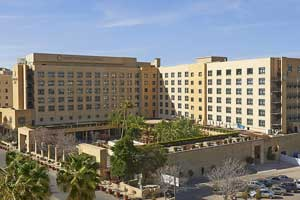 Amman InterContinental Hotel Image