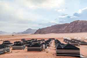 Wadi Rum Sun City Camp Image