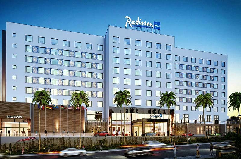 Radisson blu hotel for Radisson hotel