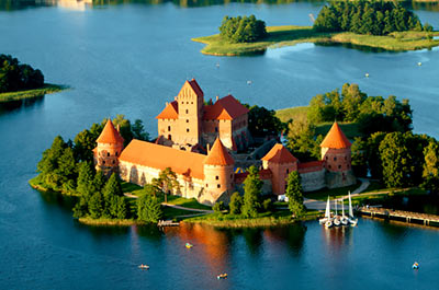 Excursion to Trakai Castle Thumbnail