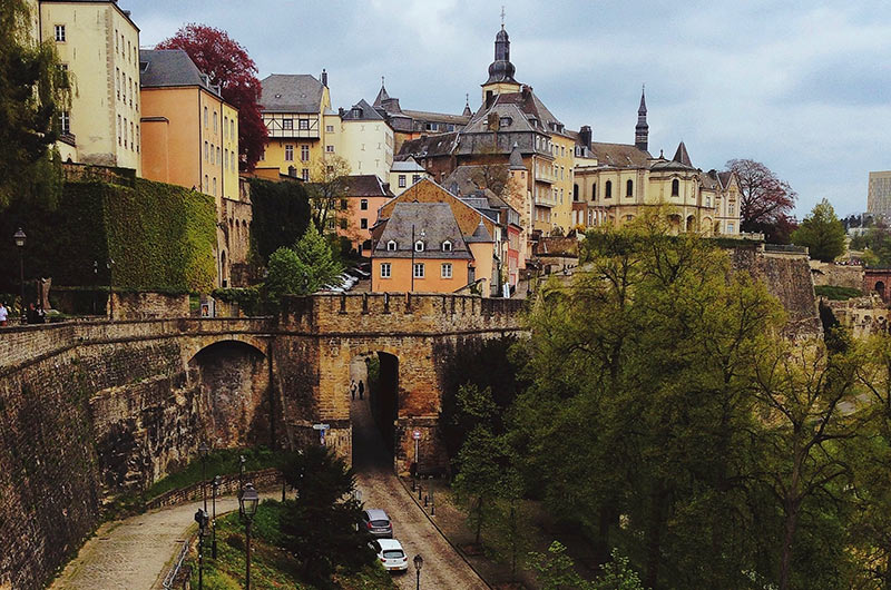 Half Day Historic Cities of Luxembourg Thumbnail