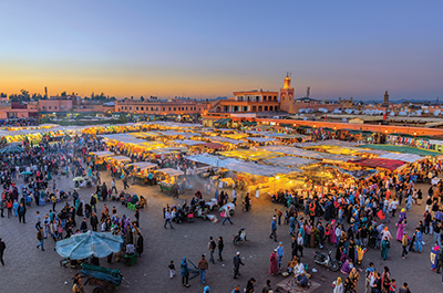 Half Day Marrakesh City Tour Thumbnail