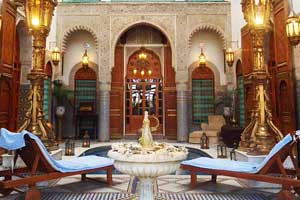 Riad Arabesque Image