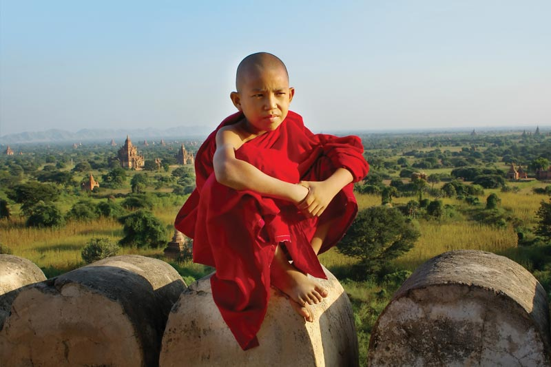 15 Day Myanmar (Burma) with 9 Day Deluxe River Cruise
