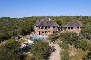 Eagle Tented Lodge Image