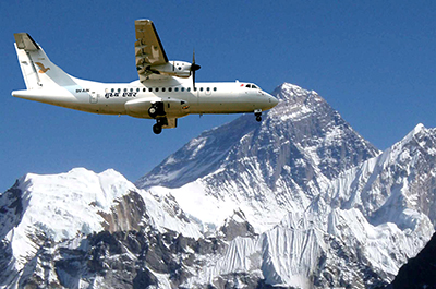 Mount Everest Flightseeing Thumbnail