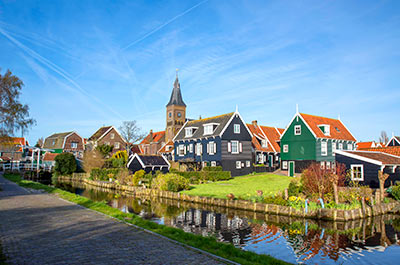 Half Day Marken, Volendam & Windmills 8:45 AM Thumbnail
