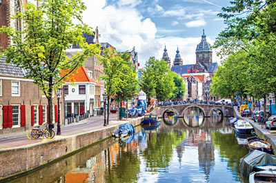 Amsterdam Panoramic City Tour by Bus & Boat 9:00 AM Thumbnail