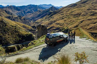 Skippers Canyon 4WD Adventure Thumbnail