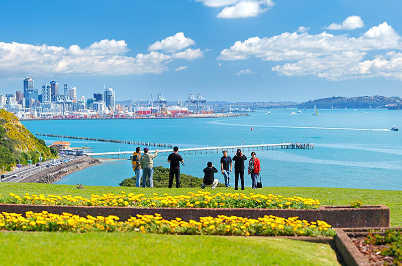 Auckland City & Harbor