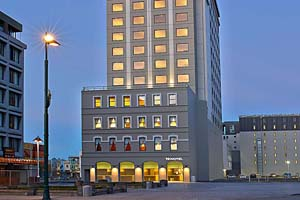 Novotel Christchurch Cathedral Square Image