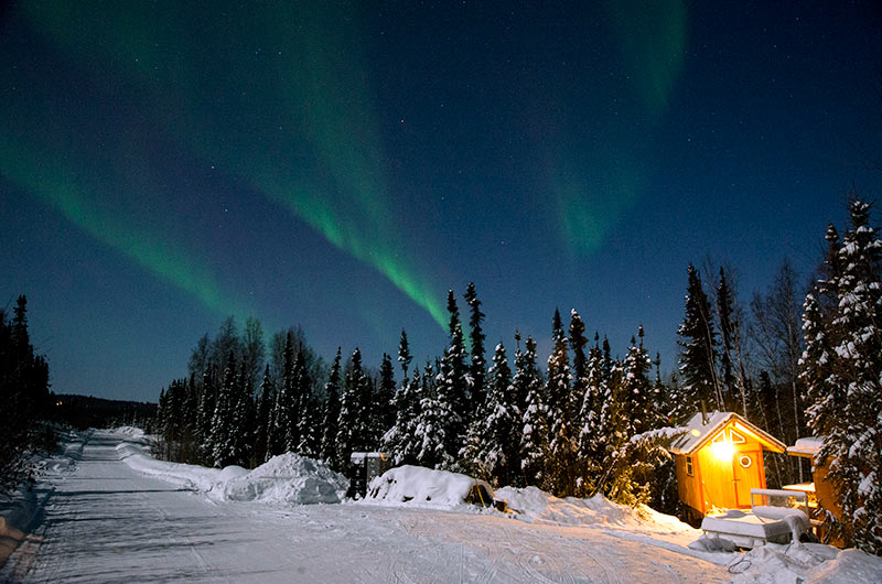 6 Day Alaska with Northern Lights