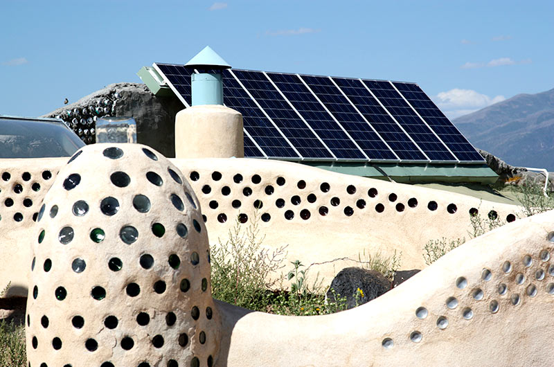 Earthship, Environmental Conservation Community