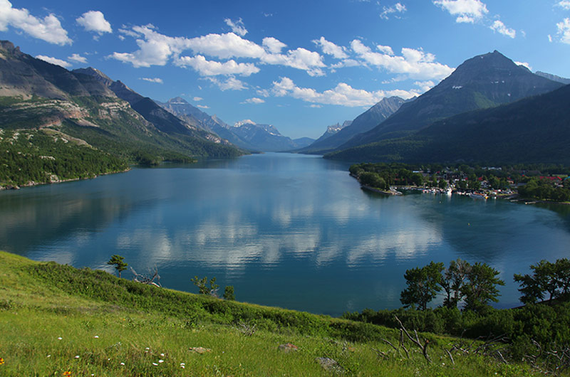 Waterton Lakes