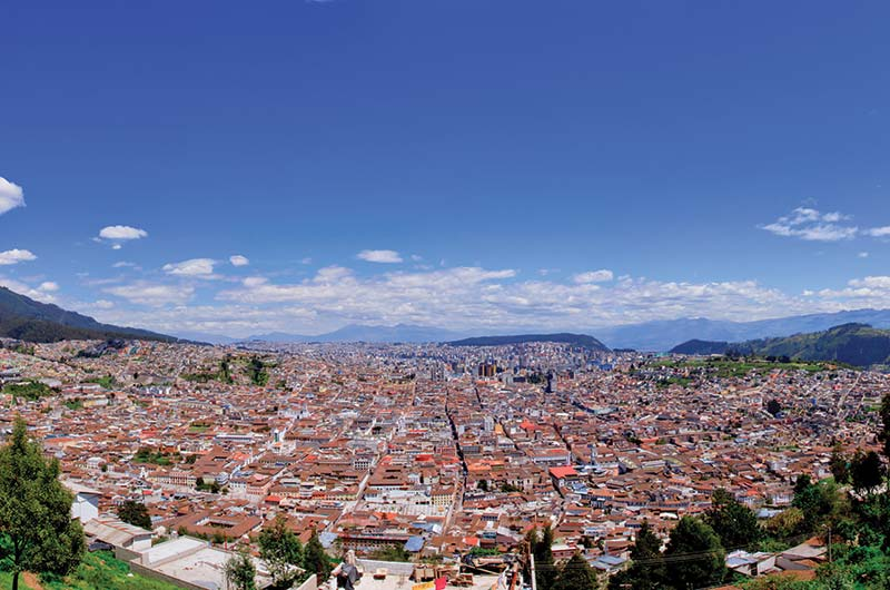 Quito, Ecuador & Amazon