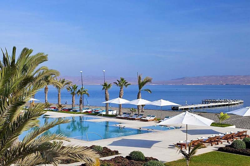 Hotel paracas a luxury collection resort www for Hotel luxury resort paracas