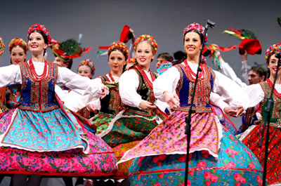 Polish Folklore Dinner & Show Thumbnail