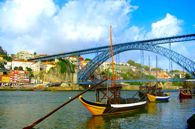 Douro River Cruise with meal (PM) Thumbnail