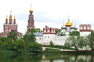 Half Day Novodevichy Convent 9:00 AM Thumbnail