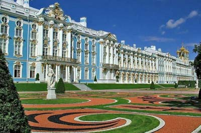 Pushkin Palace & Peterhof Park Thumbnail