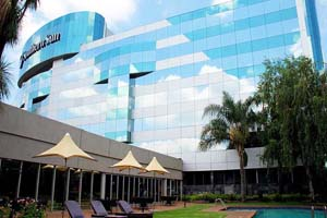 Southern Sun O.R. Tambo International Airport Hotel Image