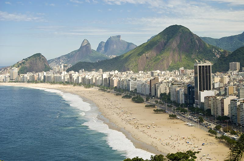 Brazil Argentina Chile Colombia South America Tours Brazil - South america vacations