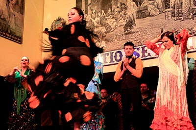 Evening Flamenco Show Thumbnail