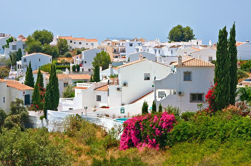 Недвижимость в нерхе испания