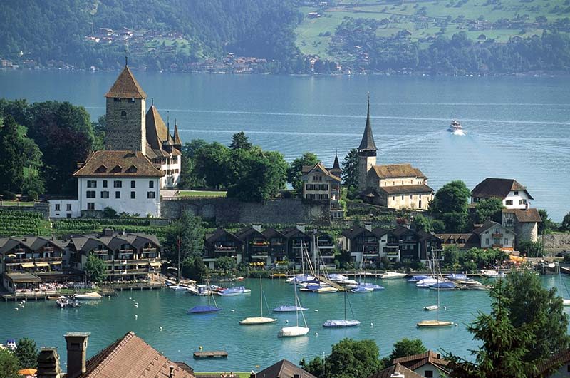 Lucerne Lakeside Area